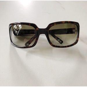 NWOT Coach SAMANTHA Tortoise Sunglasses